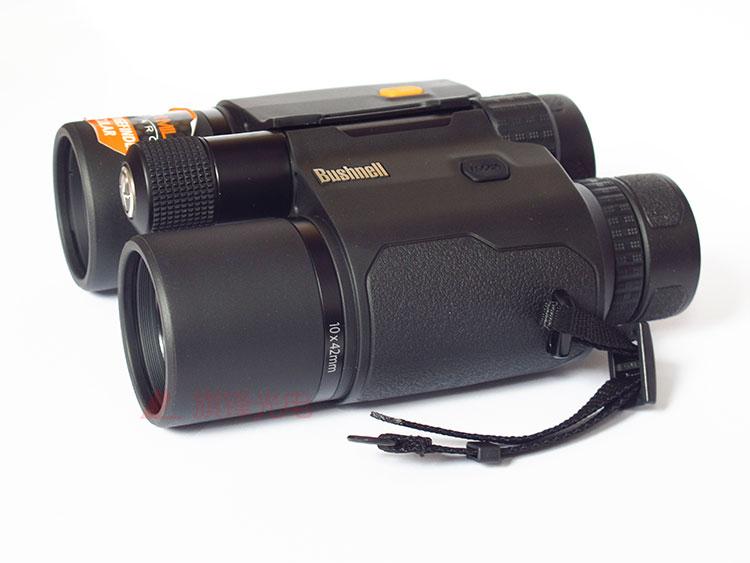 美国Bushnell博士能双筒激光测距望远镜202310 Fusion 1 Mile ARC