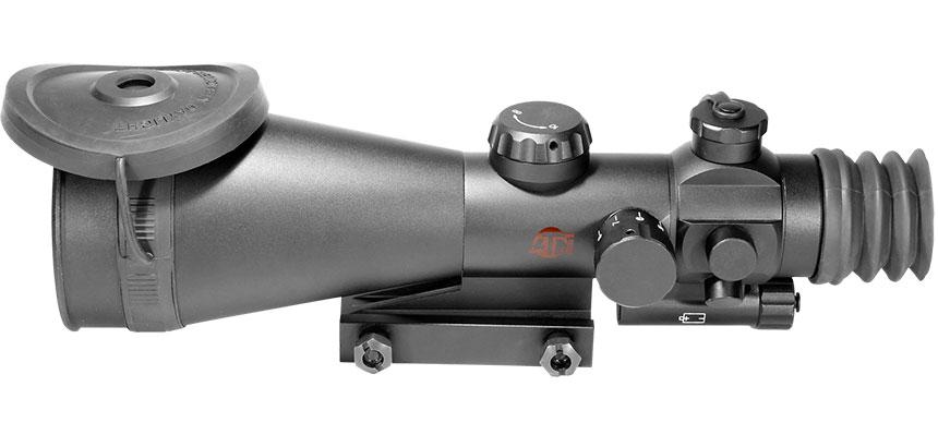 美国ATN ARES 6-WPT 战神系列 准三代 高清夜视狙击瞄准镜